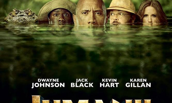 Jumanji Movie Review