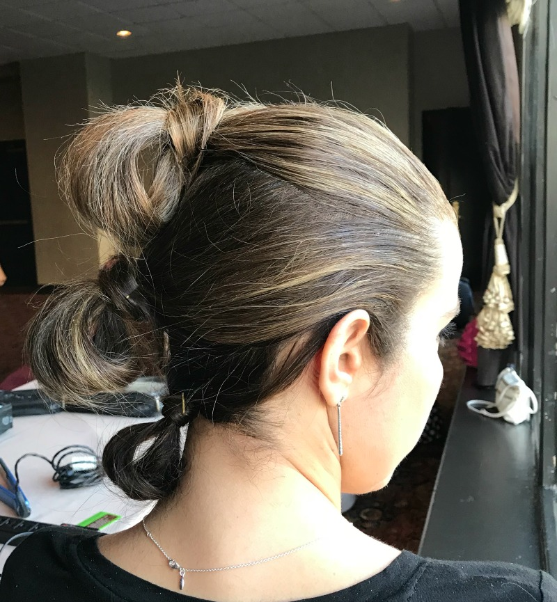 Rae's hair do