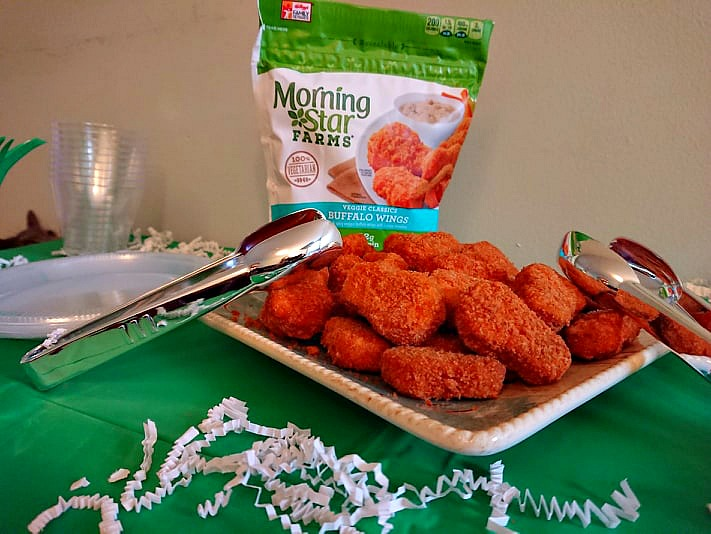 Morning Star Vegetarian Buffalo Wings