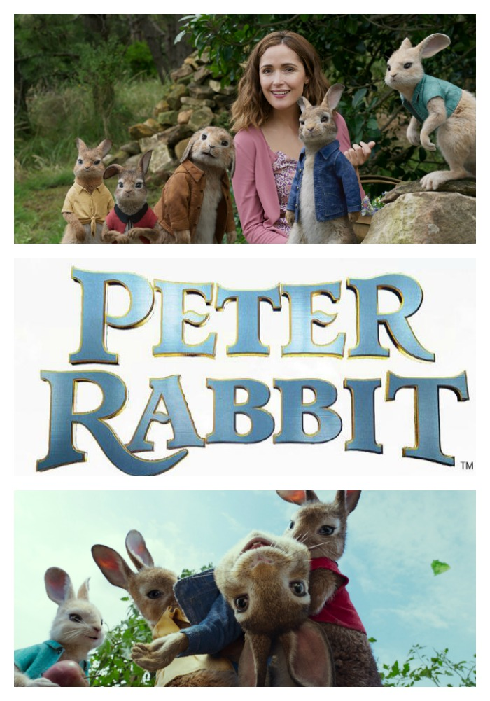 Peter Rabbit in Theatres Feb 9th
