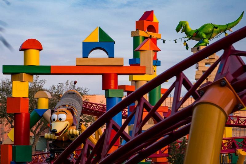 Slinky Roller Coaster