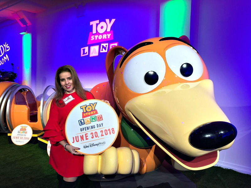 Toy Story Land Event