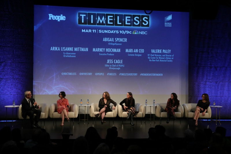 Timeless Powerful Women