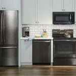 GE Kitchen Black Stainless Steel Appliances At Best Buy