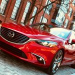 Cruising Philly With Mazda 6