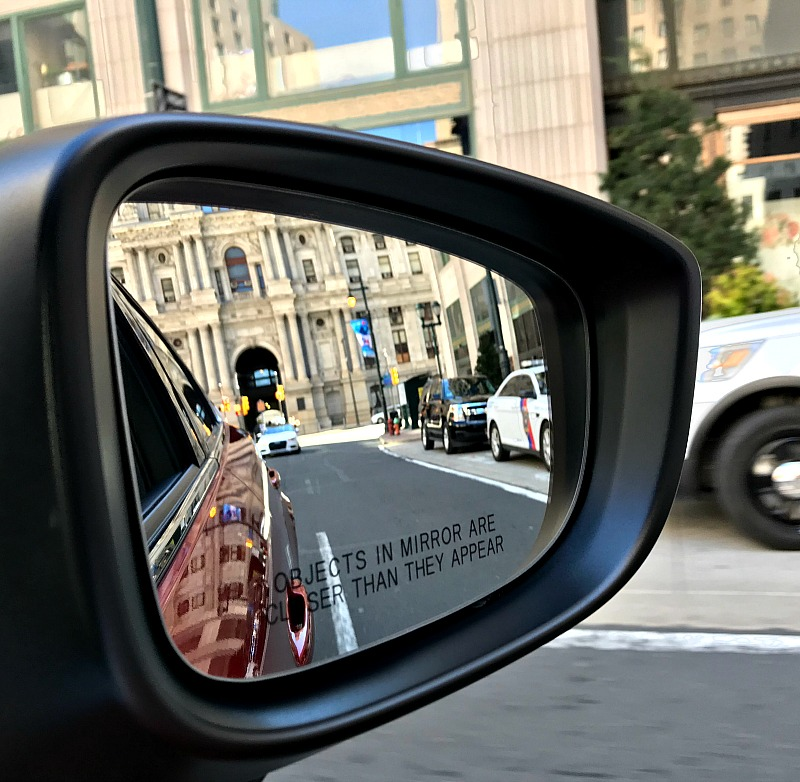 Mazda 6 view