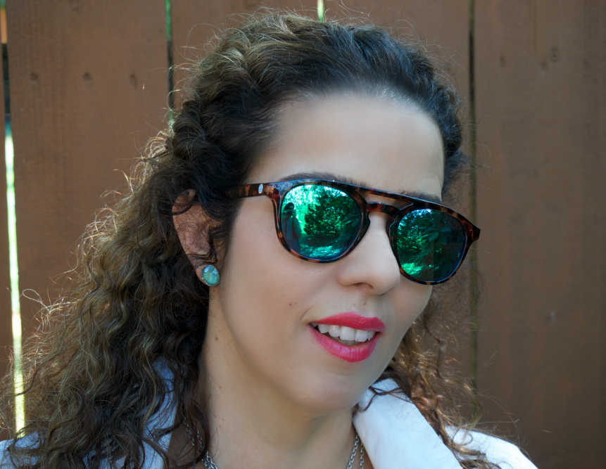 Perfect Green Sunglasses