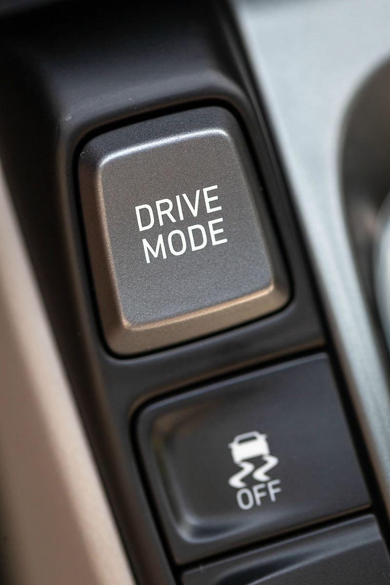 Veloster Drive Mode