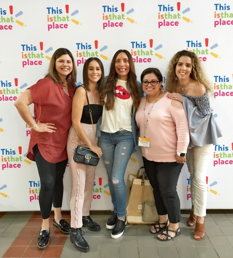 Walmart Latina Influencers Team