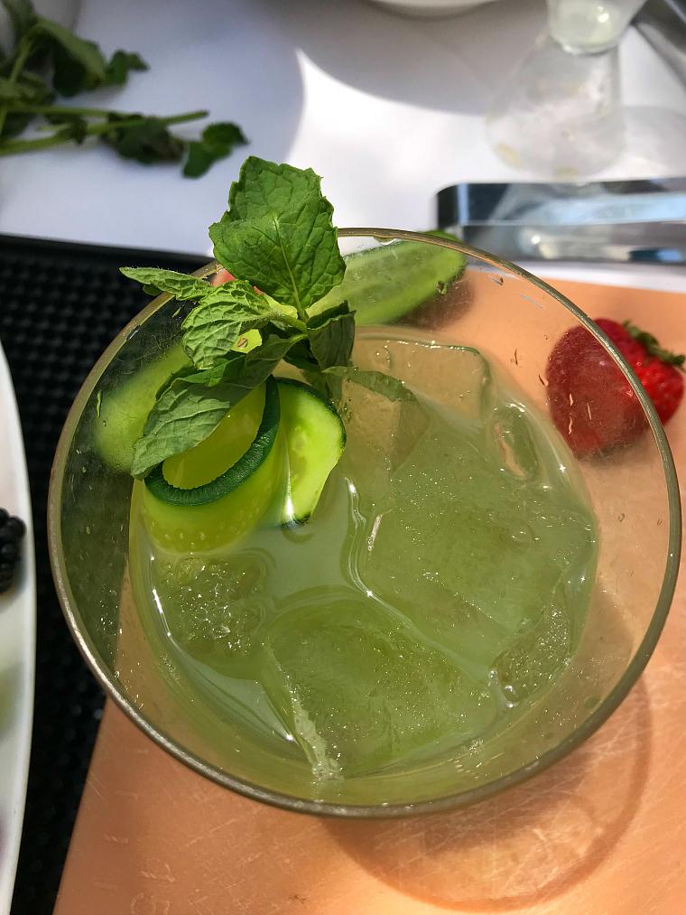 St Patrick's Day Drink