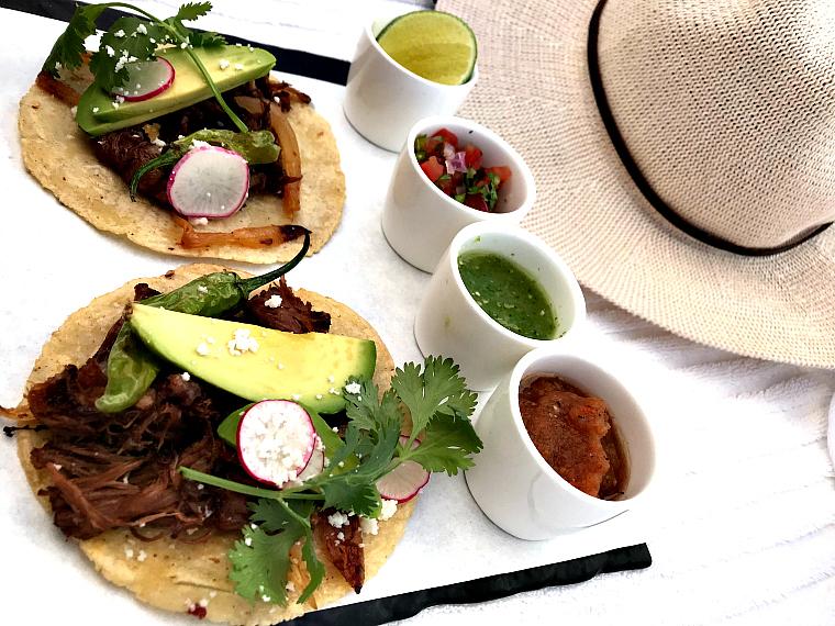 Fresh Tacos in LA