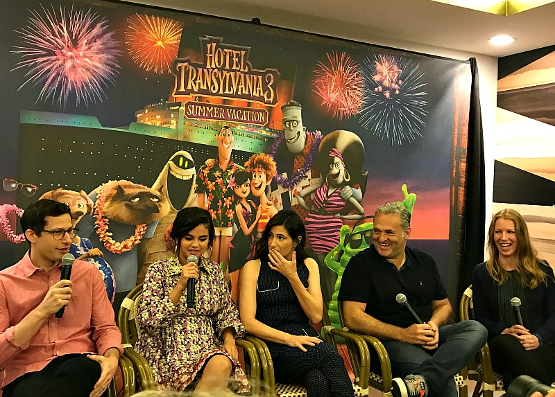 Hotel T3 cast interview