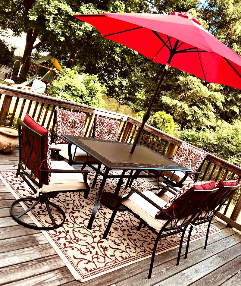 Summer Deck