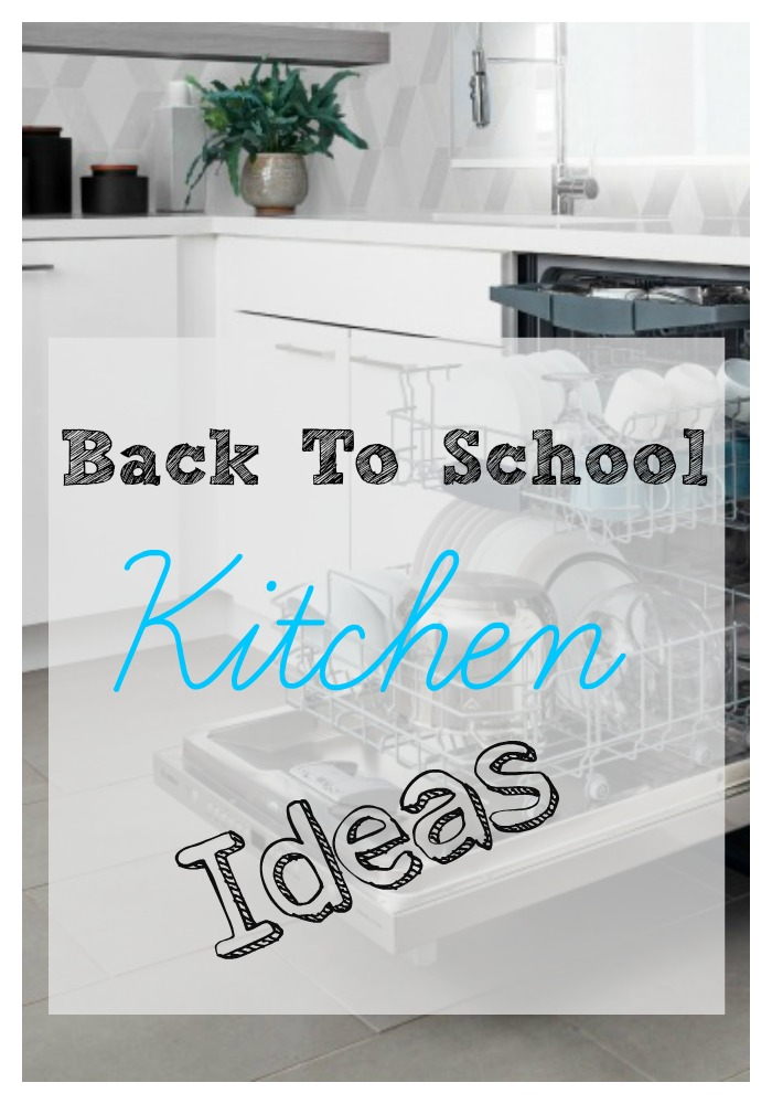 Back To School Ideas