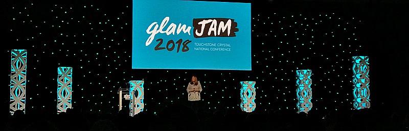 Glam Jam 18