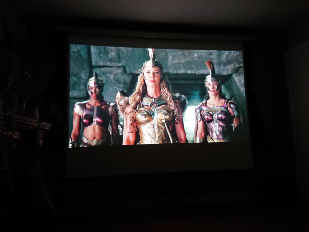 Epson 4010 Projector Image