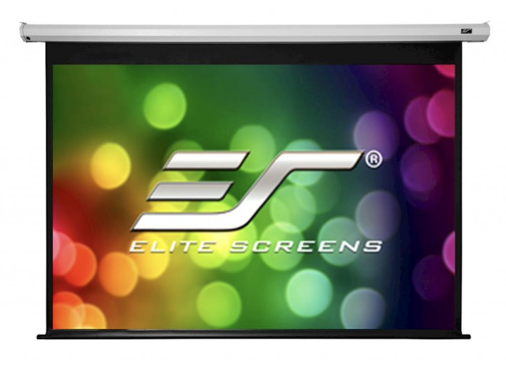 "elite screens 109"" projector screen"