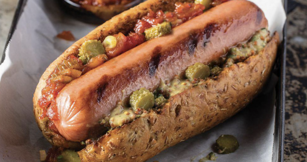 Premium Omaha Steaks Hotdog