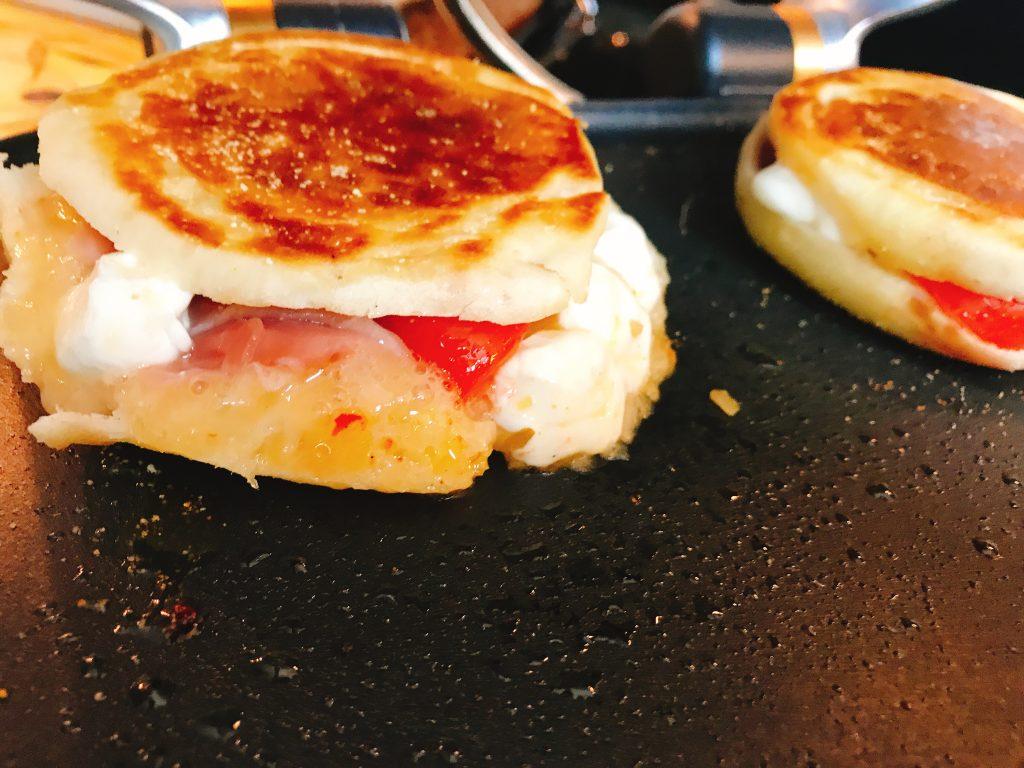 English Muffin Sandwich