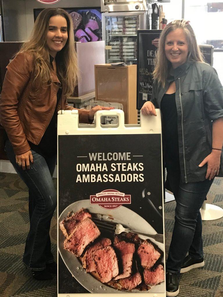 Omaha Steaks Ambassadors