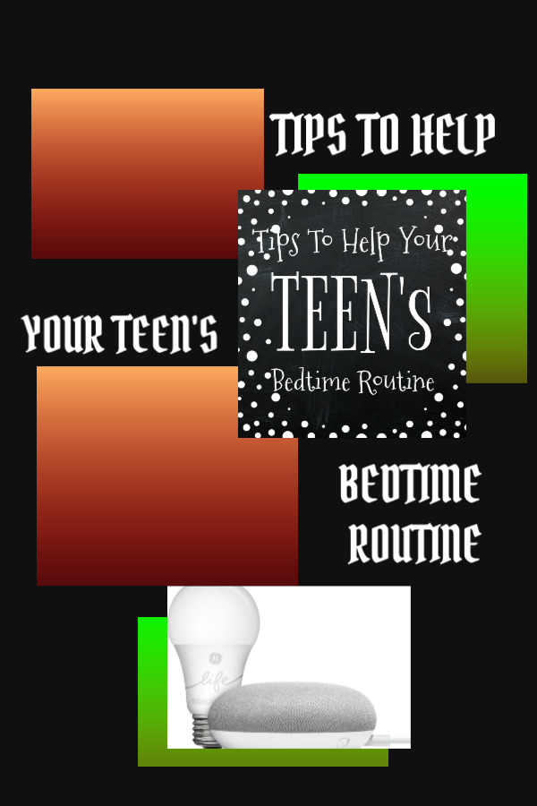 Tips To Help With Teen's BedTime Routine
