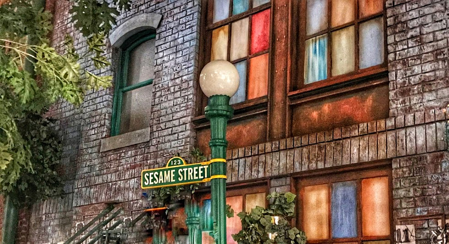 Chrysler and Sesame Street