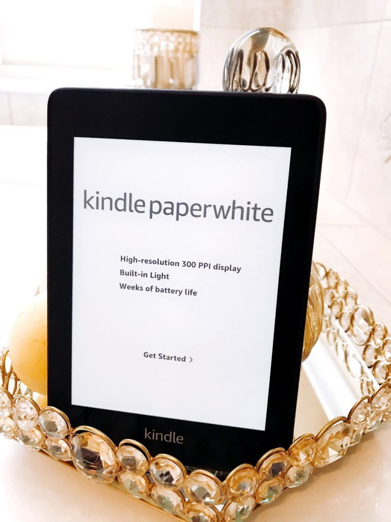 All New Kindle Papewhite