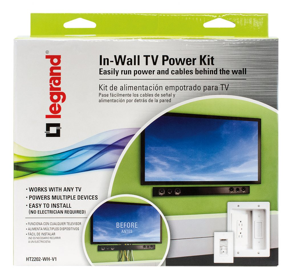 Legrand wall kit