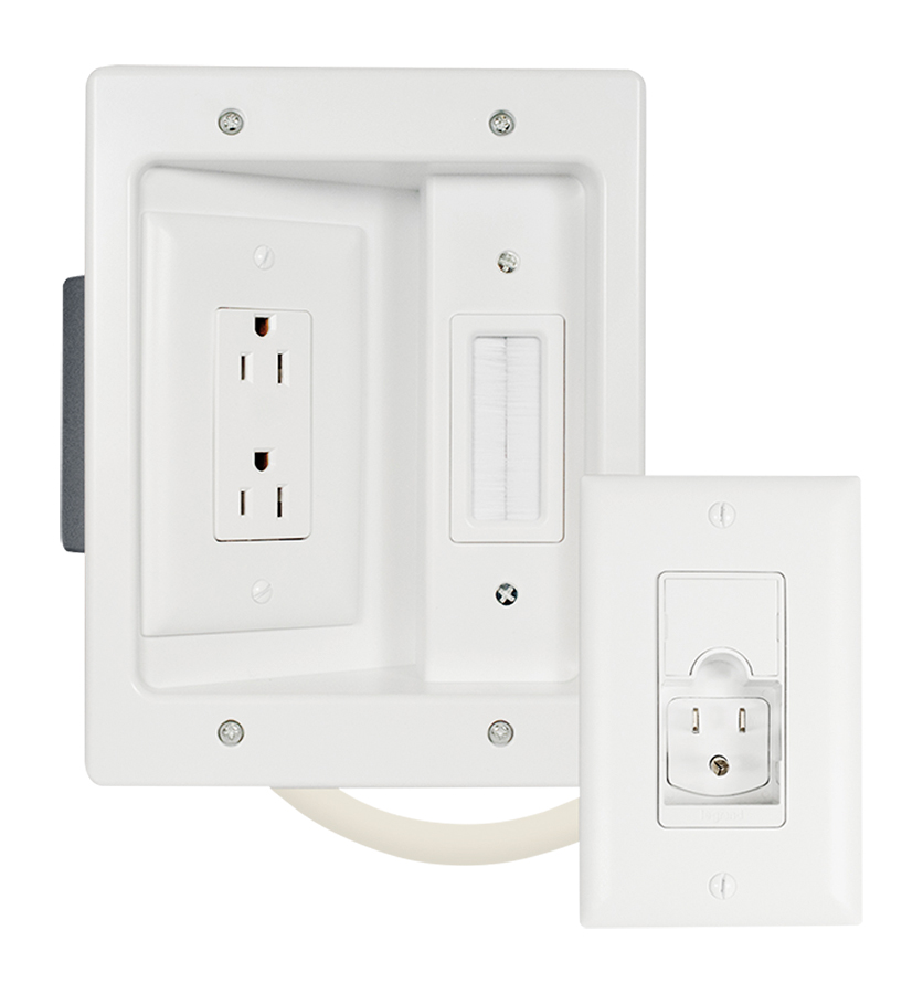 in wall TV wire kit