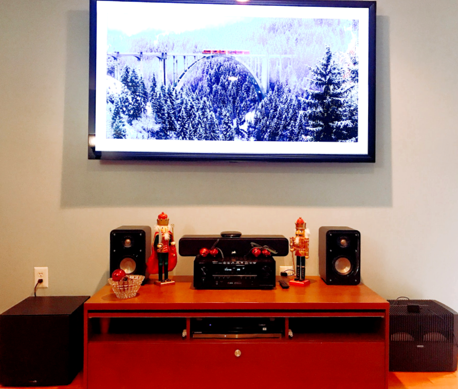 TV Installation hide wires
