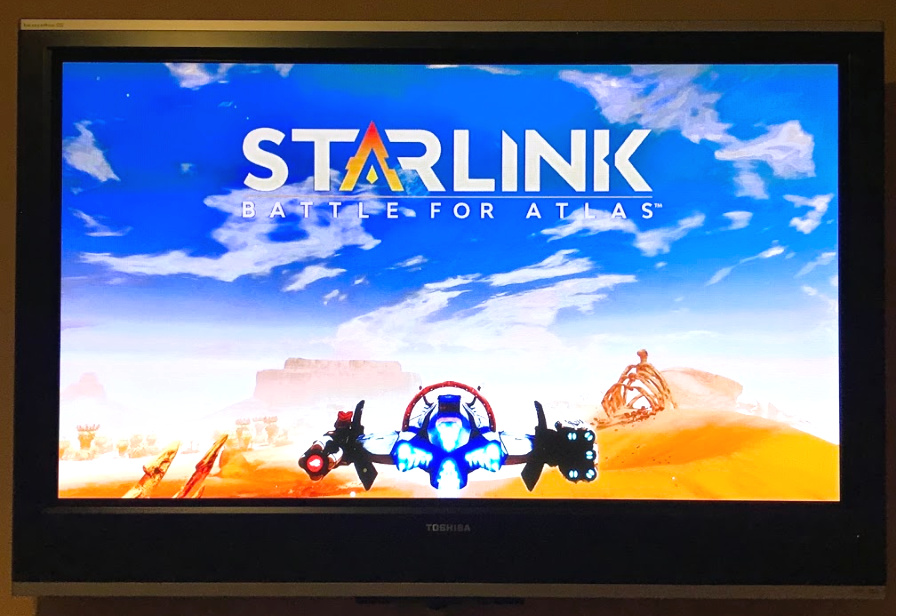 Starlink battle for atlas game