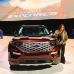 Ford Explorer Event in Detroit
