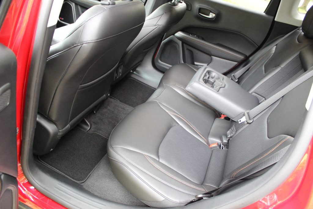 Jeep compass space