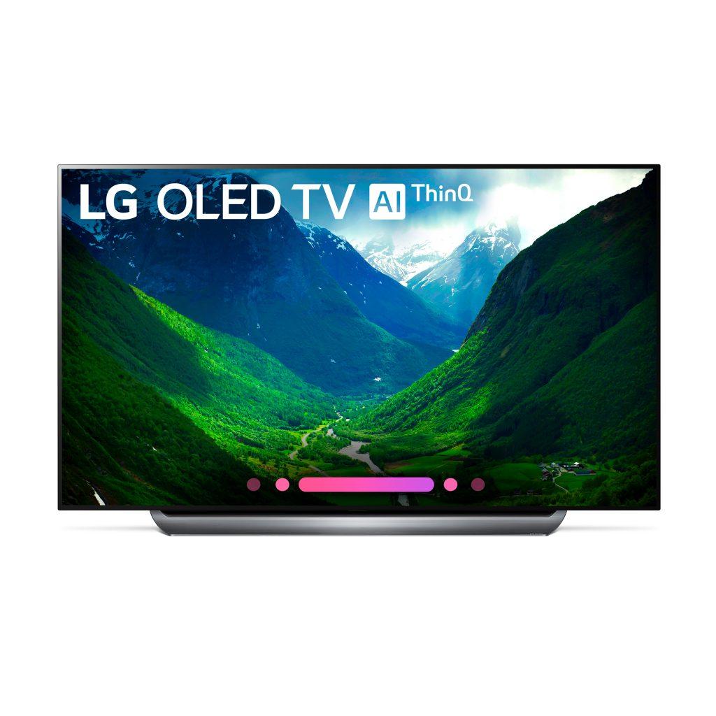 """77"""" LG UHD TV"""