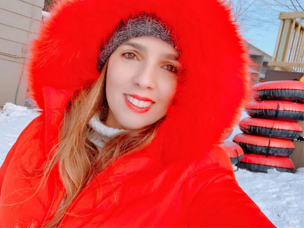 LandsEnd Ski Coat