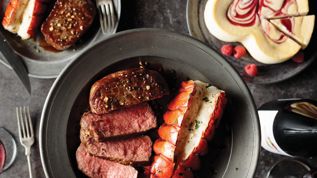 Omaha Steaks Valentine's Package