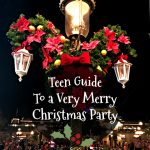 Teen guide to a very merry Christmas Party
