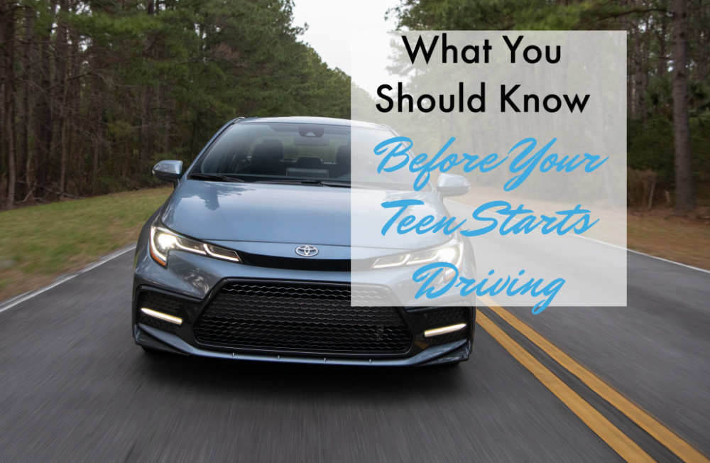 Teen Driving Tips