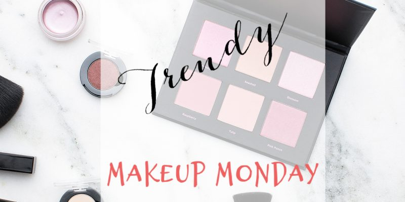 trendy makeup monday