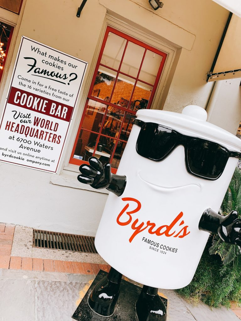 Byrds Cookies in Savannah