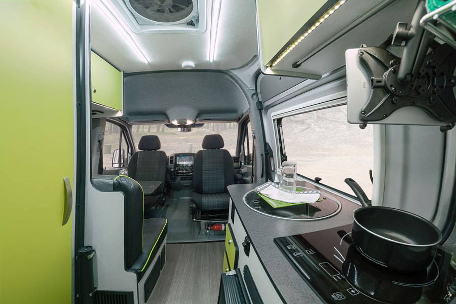 Winnebago Revel Camper