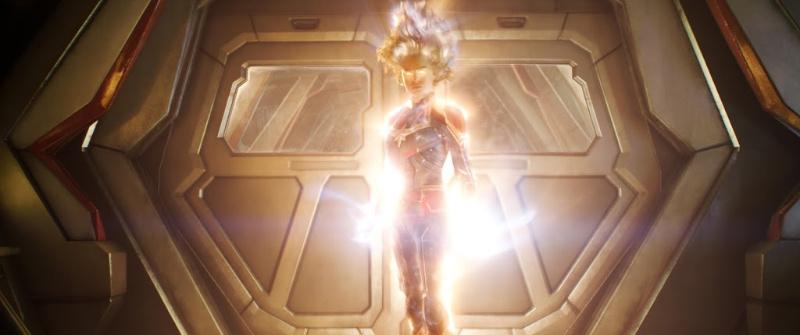 Captain Marvel DVD Release