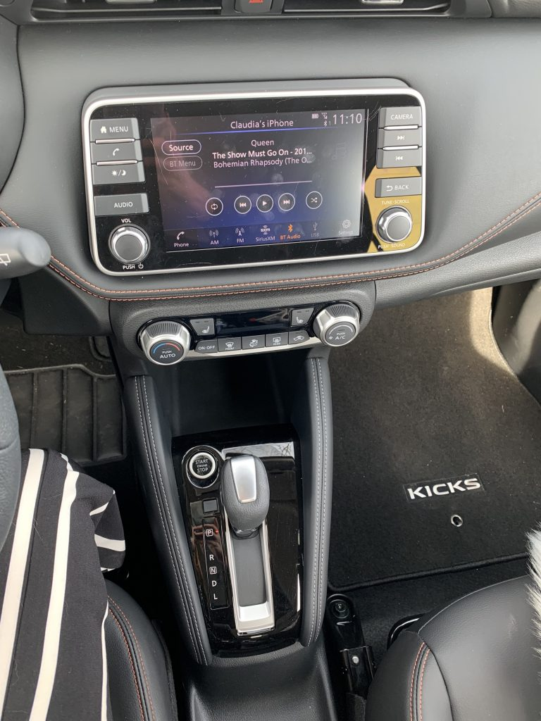 Nissan Kicks Technology