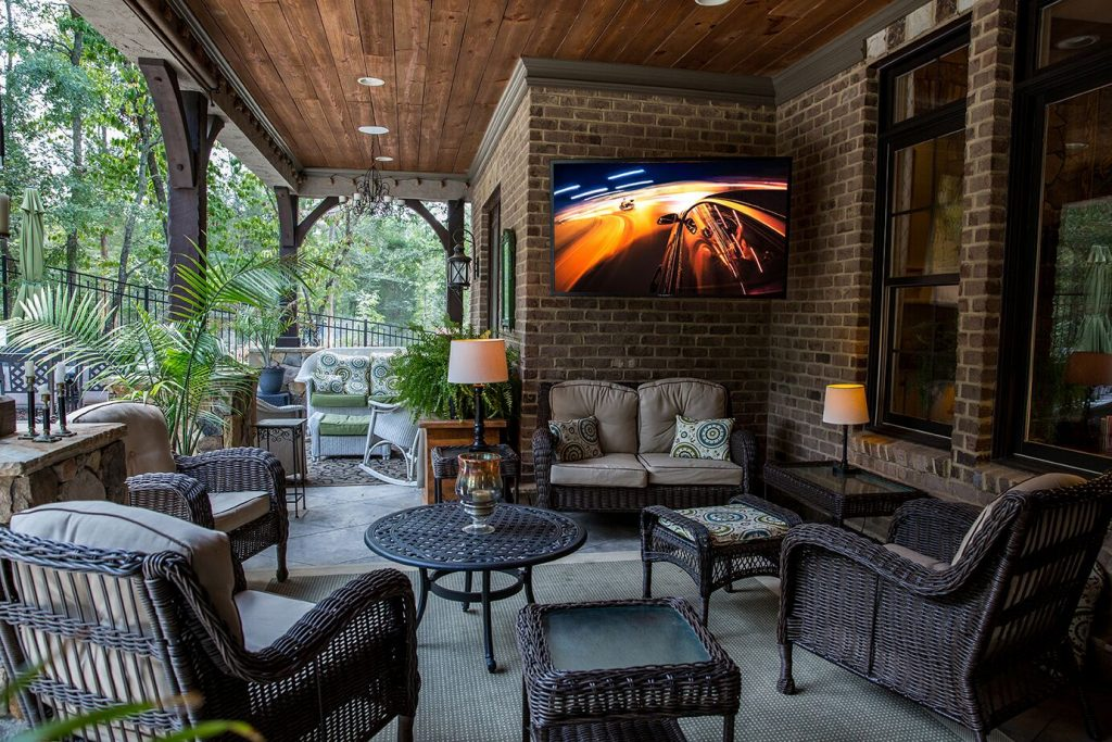 Outdoor-TV