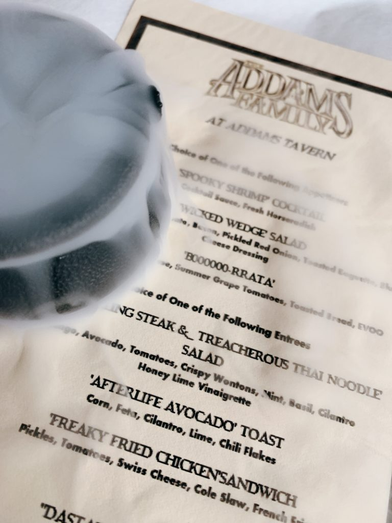 Addams-Tavern-Menu