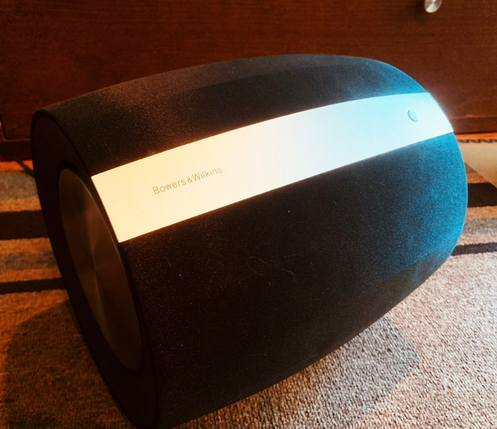 Bowers and Wilkins subwoofer