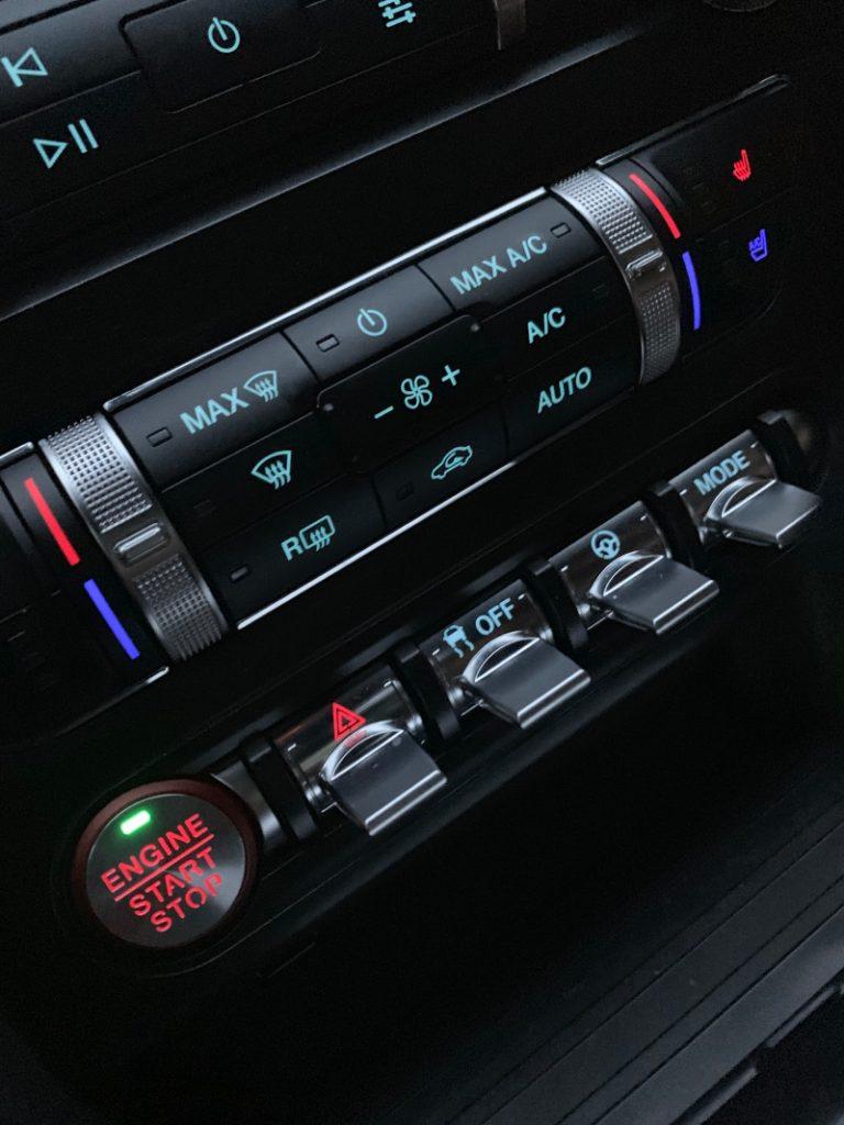 Muscle-Car-Mustang
