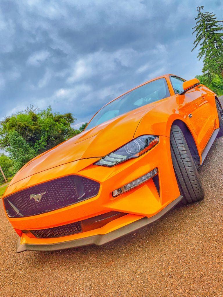 Mustang 2019 GT 500