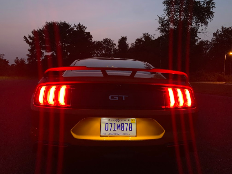 Mustang-Spoiler