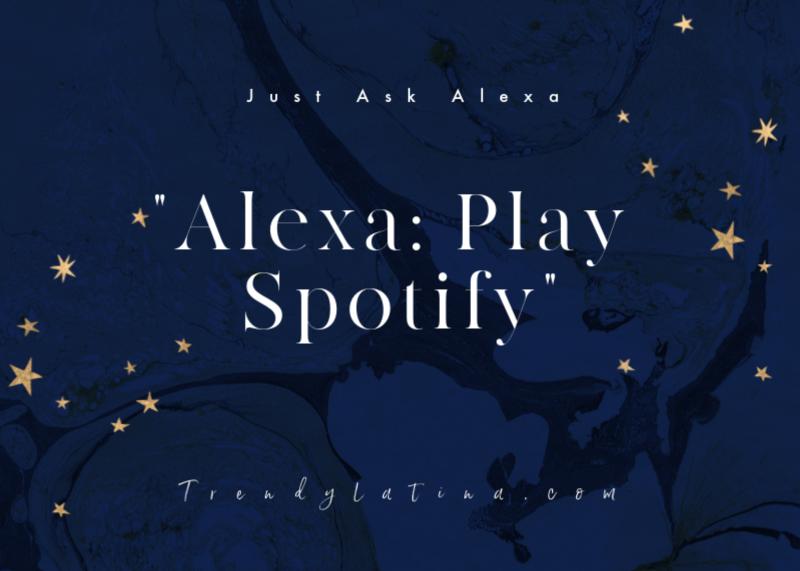 Just Ask Alexa